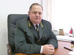 Прямая линия заместителя министра лесного хозяйства Леонида Демьяника