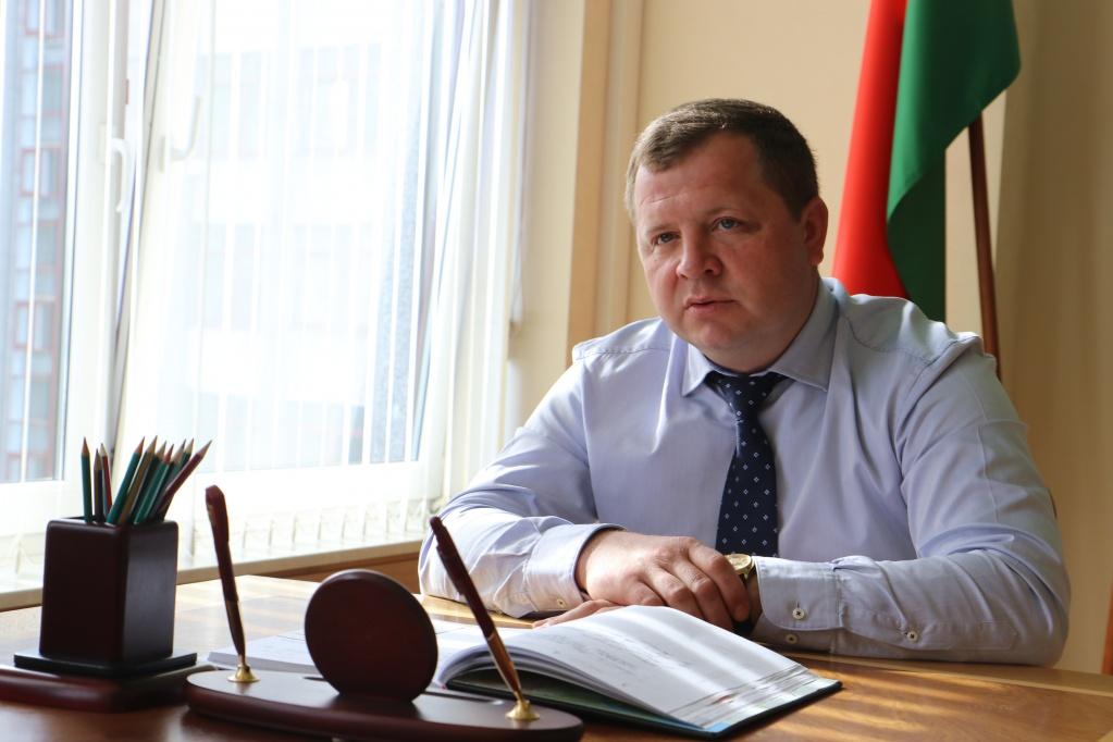 Выездной прием граждан в Сморгони