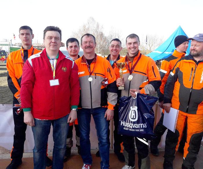Белорусские вальщики стали лучшими на международных соревнованиях